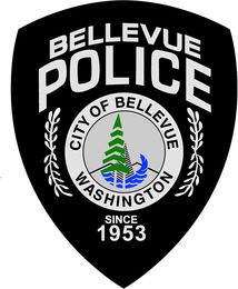 Bellevue Police Badge